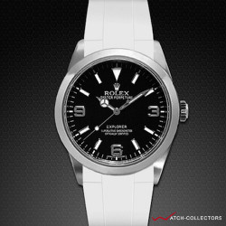 Strap for Rolex Explorer I 39mm - Classic Series (Tang Buckle Series)