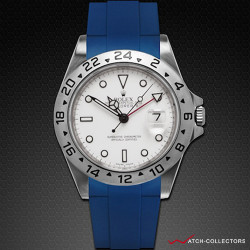 Strap for Rolex Explorer II 40mm - Classic Series (Tang Buckle Series)