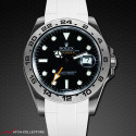 Rubber B for Rolex Explorer II New 42mm