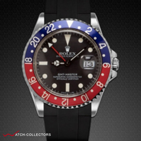 Strap for Rolex GMT Master - Classic Series (Clasp NOT included)