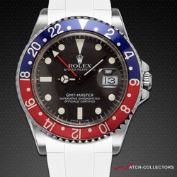 Strap for Rolex GMT Master - Classic Series (Tang Buckle Series)