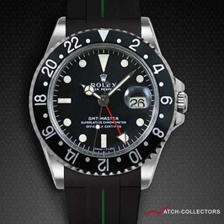 Strap for Rolex GMT Master - VulChromatic® Series (Clasp NOT included)