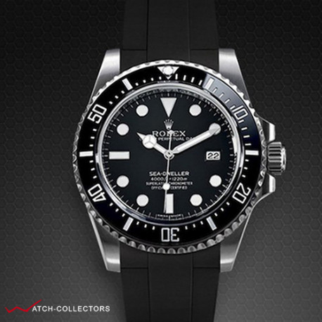 Strap for Rolex Sea-Dweller - Classic Series (Tang Buckle Series)