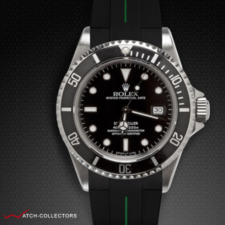 Strap for Rolex Sea-Dweller - VulChromatic® Series (Clasp NOT included)
