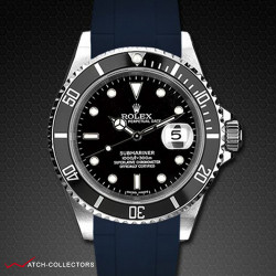 Strap for Rolex Submariner - Classic Series (Clasp NOT included)