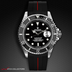 Strap for Rolex Submariner Non Ceramic - VulChromatic® Series (Clasp NOT included)