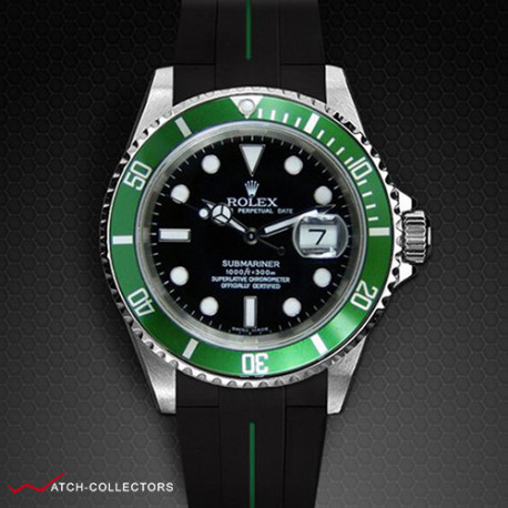 Strap for Rolex Submariner - VulChromatic® Series (Tang Buckle Series)
