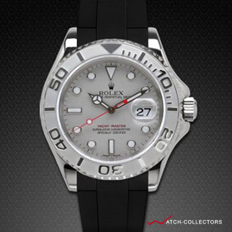 Strap for Rolex Yachtmaster 40mm - Classic Series (Tang Buckle Series)