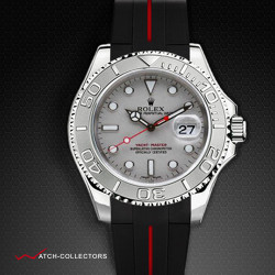Strap for Rolex Yachtmaster 40mm - VulChromatic® Series (Clasp NOT included)