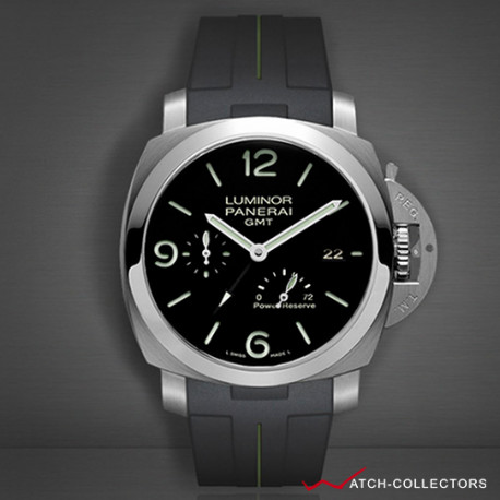 RUBBER B FOR PANERAI LUMINOR 1950 44MM (TYPE II  VULCHROMATIC)