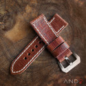 Damage Brown Vintage Strap