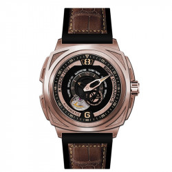 Eight Dynamics X SPACE-1001 PVD ROSE GOLD