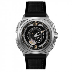 Eight Dynamics X SPACE 1002 STAINLESS STEEL