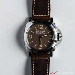 Pam 663 Luminor 1950 3 Days 47mm