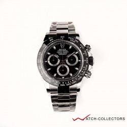 Rolex Daytona Ref 116500LN Black dial