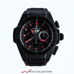 Hublot King Power F1 Ceramic Ltd