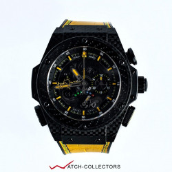 Hublot King Power Ltd Ayrton Senna Carbon
