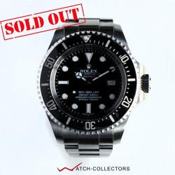 Rolex DeepSea Ref 116660 Mark1 Dial M Serial