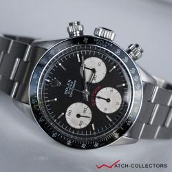 Rolex Daytona Ref 6263 Big Red Daytona Black dial