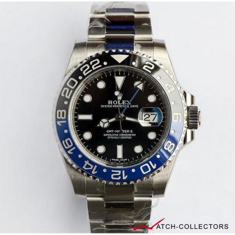 Rolex GMT Master II Ref 116710BLNR aka BATMAN Circa 2017
