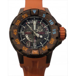 Richard Mille RM28 Brown PVD Orange