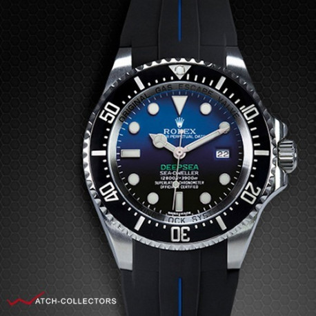 Strap for Rolex DeepSea - VulChromatic® Series (Tang Buckle Series)