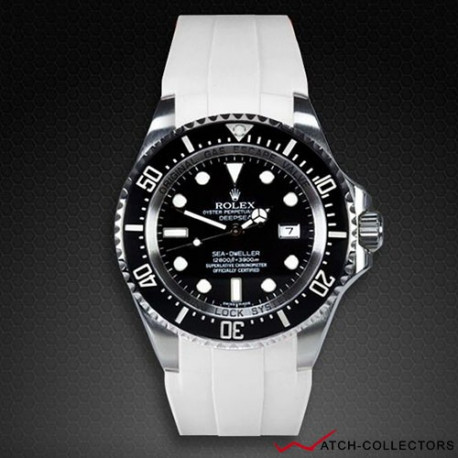 Strap for Rolex DeepSea - Classic Series (Tang Buckle Series)