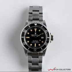 Rolex Sea-Dweller Ref 16660 Mark1 Matte dial Circa 1981