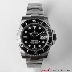 Rolex Submariner Ceramic Date Ref 116610LN Circa 2018