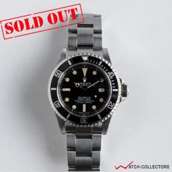 Rolex Sea-Dweller Ref 16660 Mark1 Matte dial Circa 1981