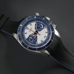Rubber B For Tudor  Heritage Chrono 42mm Models