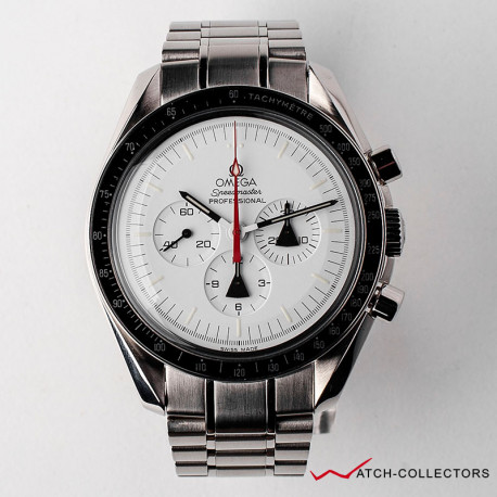 Omega Speedmaster Moonwatch Alaska Project