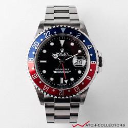 Rolex GMT Master II PEPSI Ref 16710 Circa 2000