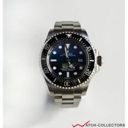 Rolex DeepSea DBlue James Cameron Mark1 Ref 116660 Circa 2017