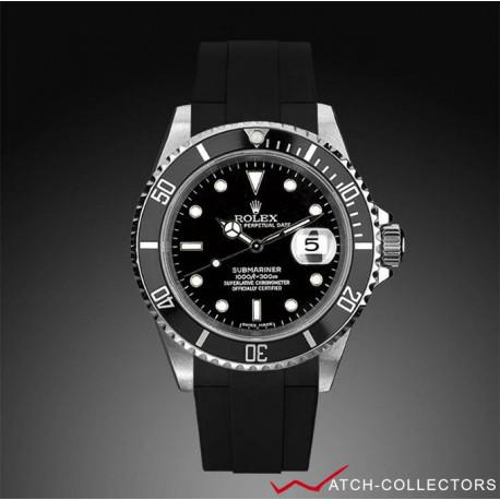 Rubber B for Rolex Submariner - Velcro® Series
