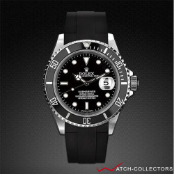 Rubber B for Rolex Submariner  Ceramic - Velcro® Series