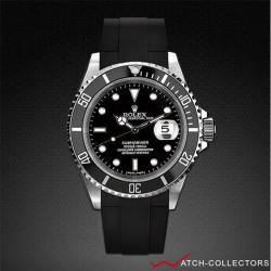 Rubber B for Rolex Submariner  Ceramic - Velcro® Series