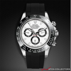 Rubber B for Rolex Daytona Ceramic - Velcro® Series