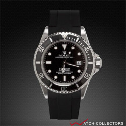 Rubber B for Rolex Sea-Dweller-Velcro® Series