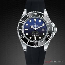 Rubber B for Rolex Deepsea - Velcro® Series