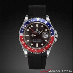 Rubber B Rolex GMT Master-Velcro® Series