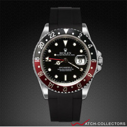 Rubber B for Rolex GMT Master II-Velcro® Series