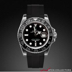 Rubber B for Rolex GMT Master II CERAMIC-Velcro® Series