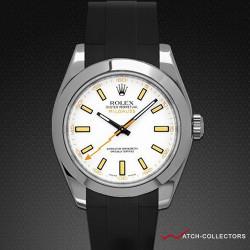 Rubber B for Rolex Milgauss 40mm - Velcro® Series