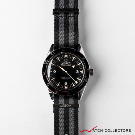 Omega Seamaster 300 Spectre Ltd 007 James Bond