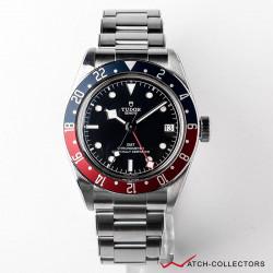 Tudor Black Bay GMT Pepsi Bracelet Circa 2018