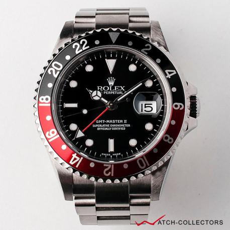 Rolex GMT Master II Ref 16710T F Serial Circa 2003