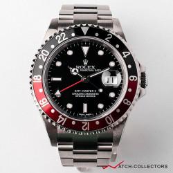 Rolex GMT Master II Ref 16710LN STICK DIAL Z Serial Circa 2006