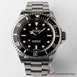 Rolex Submariner No Date Ref 14060 T25 Dial T Serial Circa 1996