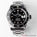 Rolex Submariner Double Name Tiffany Ref 16610 R Serial Circa 1987